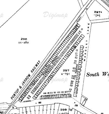 wagonway st 1910
