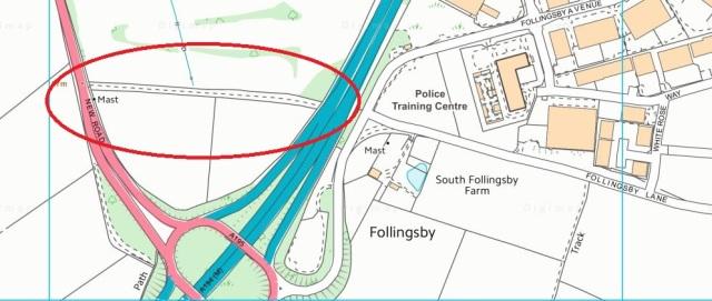 follingsby lane