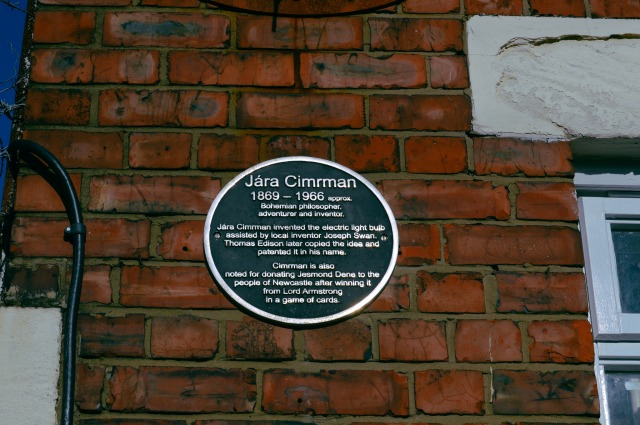 cimrman plaque newcastle 2