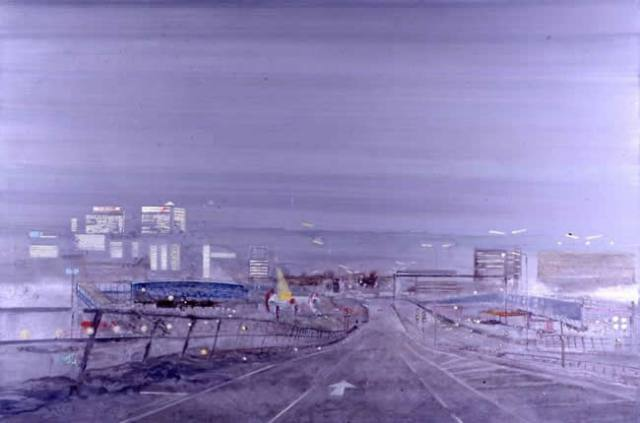 Jock McFadyen - Looking West - 2003