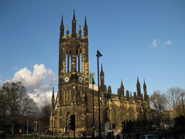 st thomas church newcastle